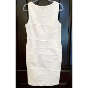 Suzi Chin for Maggy Boutigue white dress s…